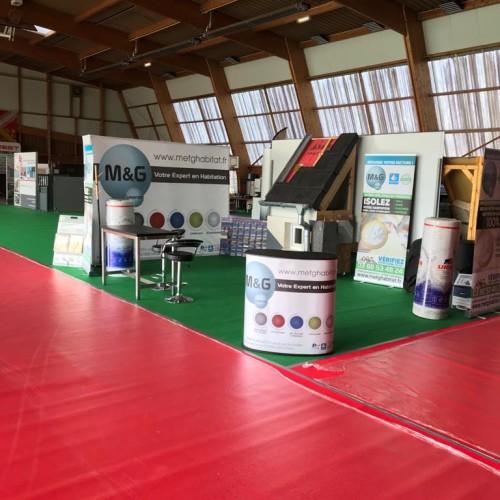 Participation à la Foire de l'Habitat 2020 à Schwindratzheim